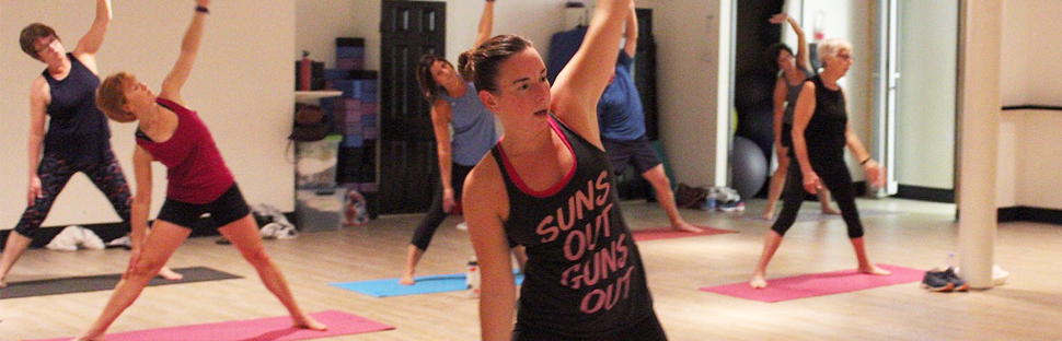 GROUP CLASSES   Spa Total Fitness / Circuit Training / HIIT / Indoor